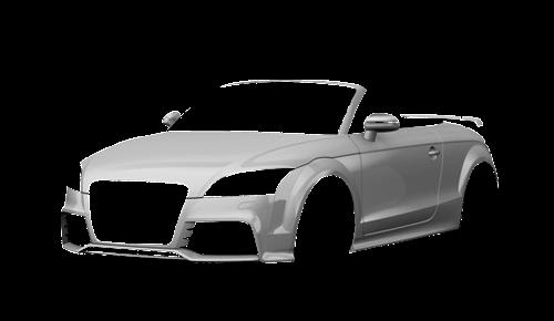 ����� ������ TT RS Roadster